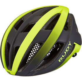 Rudy Project Venger Road Helmet yellow fluo/black matte